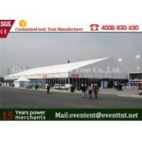 Wholesale Large Custom Event Tents 25 X 40 Meter Fireproof For Outdoor Exhibition CE Approved from china suppliers