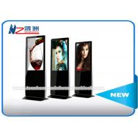 Quality Photo Booth Digital LCD Touch Screen Information Kiosk Customized Design for sale