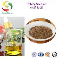Wholesale Best Price 100% Natural Celery seed oil carrier oil from china suppliers