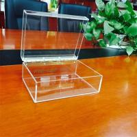 Wholesale acrylic display boxes clear acrylic boxes with lids from china suppliers