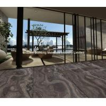 Buy cheap Brown Wooden Veins Marble Floor Tiles(Cross Cut) from wholesalers