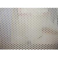 Wholesale Hole Diameter 3mm Stainless Steel 304 316 Aluminum Perforated Metal For Filter from china suppliers