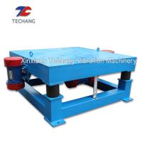 Wholesale Simulated Transportation Vibration Table Testing Equipment Max Load 2000kg from china suppliers