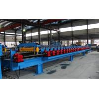 Wholesale High Speed Roofing Corrugated Sheet Roll Forming Machine 37kw 0 - 35 M / Min from china suppliers