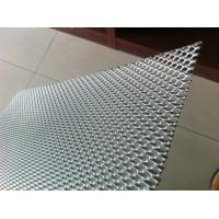 Wholesale Nickel Steel Expanded Meta Aluminum Powder Coated Crimped Expanded Metal Screen from china suppliers