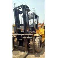Wholesale Origin from Japan Cheap price Good  quality 25 ton  used Komatsu FD250  forklift truck for sale from china suppliers