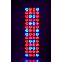 Buy cheap 120w 5FT Hydroponic Led Grow Light For Medical Plant / 2 Years Warranty from wholesalers
