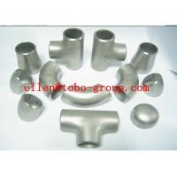 Wholesale CuNi Pipe Fitting Seamless ERW Welded Elbow Tee Reducer Cap EEMUA 146 C7060x Copper Nickel from china suppliers
