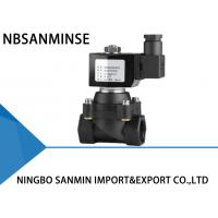 Wholesale Z5 Plastic Solenoid Valve Zero pressure Thread Connection ISO9001 Certification from china suppliers