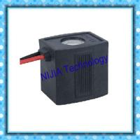 Wholesale Black 13W Magnet Coil AC Solenoid Coil with F , H Insulation Class from china suppliers