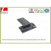 Wholesale Medical Optical Instruments CNC Plastic Machining Black ABS Plate from china suppliers