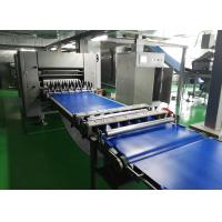 Wholesale Lower Configuration Dough Laminator Machine For Frozen Pastry Dough Block from china suppliers