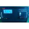 Buy cheap Telecom Backup charging lifepo4 batteries 5U 48V 100Ah Capacity LCD Display from wholesalers