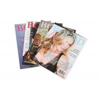 Wholesale CMYK Color Print  Glossy Photo Free Adult Magazine Printing Services Fashion from china suppliers