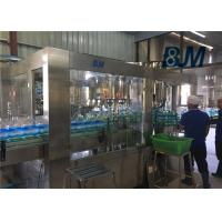 Wholesale 12 Filling Heads Automatic Water Filling Machine Stainless Steel For 5L Bottle from china suppliers