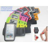 Wholesale Iphone Sport Armband for iphone5; from china suppliers