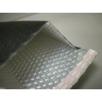 Wholesale Heat Seal Black Poly Bubble Mailers 0 / 6 By 10 , Bubble Lined Courier Bags For Apparel from china suppliers