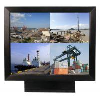 Wholesale High contrast 32 inch CCTV TFT LCD HD Monitor 600 cd / square meter from china suppliers