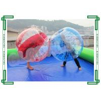 Wholesale PVC Football Inflatable Bumper Ball / Human Body Bumper Ball from china suppliers