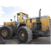 Wholesale wa600-3 used komatsu wheel loader Uruguay Ecuador Antigua & Barbuda Aruba Bahamas from china suppliers