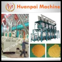 Wholesale 100T/D maize grits processing plant from china suppliers