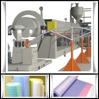 Buy cheap EPE Foam Sheet Extrusion Line Plastic expanded polyethelene foam sheet extrusion machine from wholesalers