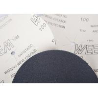 Wholesale Anti-static Floor Sanding Abrasives 7 Inch Silicon Carbide Paper Floor Sanding Disc P100 from china suppliers