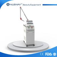 Wholesale CE / FDA approved q switched nd:yag laser tattoo removal machine with 1064nm/532nm from china suppliers