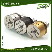 Wholesale 26650 Rebuildable Rda Tobh Atty V3 RBA Atomizer Tank With 6 Air Flow Holes from china suppliers
