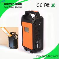 Quality Auto 36000mAh 12V 24V Portable Car Jump Starter With Led Panel For Big Truck for sale