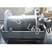 Wholesale Two Speed Hydraulic Crane Winch Electrical Mooring Winch Long Life from china suppliers
