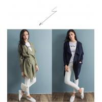 Wholesale Fashion lady wind coat HM6001(clothing factory) from china suppliers
