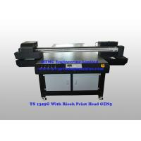 Wholesale Furniture Flatbed Wood UV Printing Equipment With Ricoh GEN5 Print Head from china suppliers