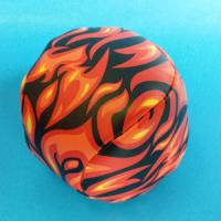 China Custom Logo Printed Hacky Sack Dia 5.5 With Eco-Friendly, Novelty for promotion gifts on sale