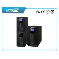 Wholesale Single Phase Double Conversion Online UPS Low Voltage Protection Generator Compatible from china suppliers