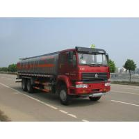 Wholesale SINO TRUK 6*4 21.6CBM chemical liquid truck for delivery neopentane(CLW5250GHYZ3) from china suppliers