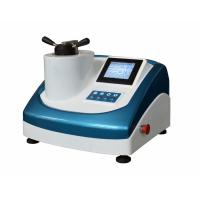 Buy cheap Touch Screen Display Metallographic Mounting Press with ABS Cover from wholesalers