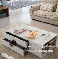 Wholesale Tempered Glass Table Top for Living Room from china suppliers