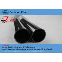 Wholesale Reinforced carbon fiber tube od 14mm 15mm 16mm 17mm for Helicopter from china suppliers