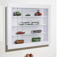 Wholesale Fashion Luxury Wall Mounted Display Cabinets for Car model showing from china suppliers