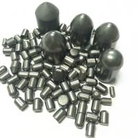 Wholesale Durable Tungsten Carbide Buttons For Percussion Bits , YG4C / YG8 / WC / Cobalt from china suppliers