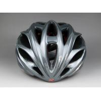Quality CE Approved Cycling Adult Bicycle Helmet for Head Safety Proection Rear Reflective and Dome Logo for sale