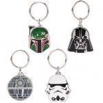 high quality cheap price custom logo soft pvc personalized keychains,star wars keychain