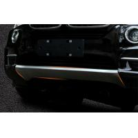 Wholesale BMW F15 X5 2014 2015 Front And Rear Bumper Protector Plastic Bumper Skid Plate from china suppliers