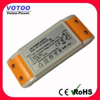 Wholesale 12 Watt LED Driver LED Strip Power Supply Over Current Protection from china suppliers