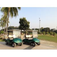 Wholesale 2 Seater Small Electric Golf Carts For Golf Courses With Brake Control from china suppliers