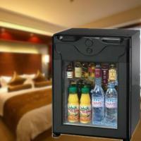 Wholesale Hot selling glass door hotel minibar, hotel mini glass door cooler MB-40GB promotion from china suppliers