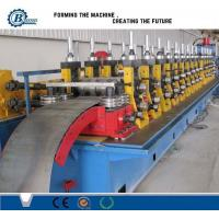 Wholesale High Speed Road 2 / 3 Waves Guardrail Roll Forming Machine With Roof Panel from china suppliers