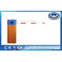 Wholesale Vehicle Access Vontrol Barriers 4 second With Boom Length 6M from china suppliers