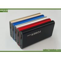 Wholesale External Phone Battery Charger , Portable Mobile Slim Card Power Bank from china suppliers